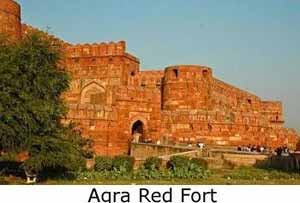 Agra Fort, the Red Fort of Agra